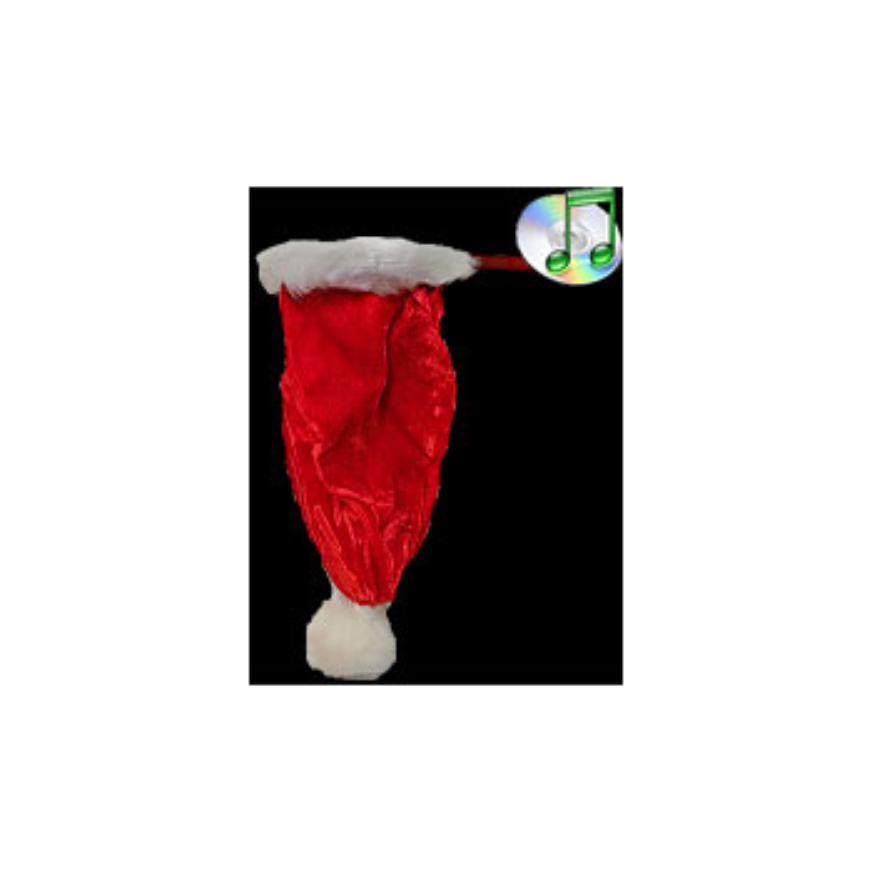 Quêteuse du Père Noël (Santa Cap)