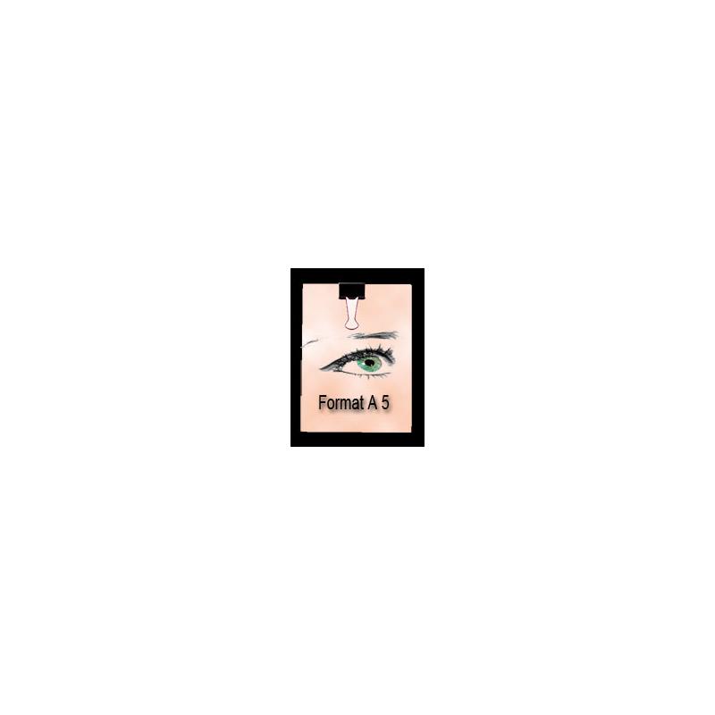 Clip board de poche version Préshow A5