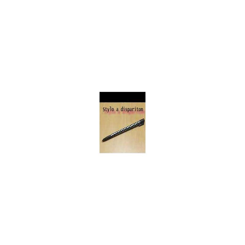 Stylo à disparition - Vanishing pen