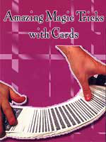 DVD Amazing Magic Tricks With Card