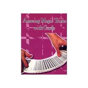 DVD Amazing Magic Tricks With Card