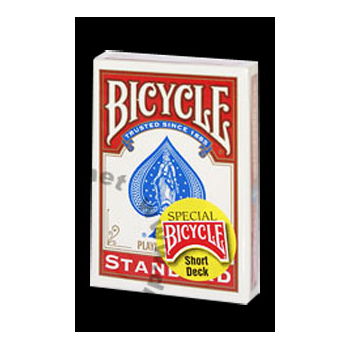 Bicycle short deck rouge