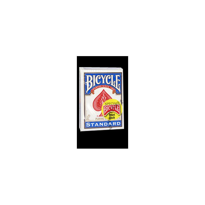 Bicycle short deck Bleu