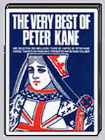 Livre The Very Best Of Peter Kane