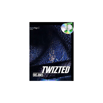 Twizted (Cards and DVD) by Eric Jones - DVD