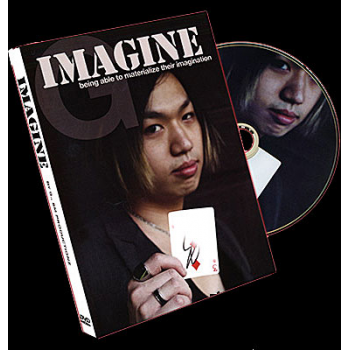 DVD Imagine by G and SM Productionz