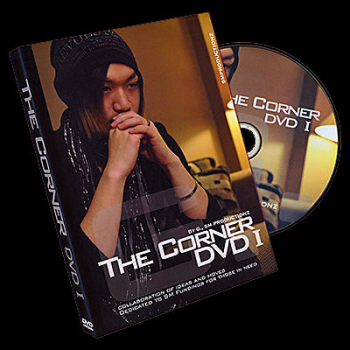 DVD The Corner Vol.1 by G and SM Productionz