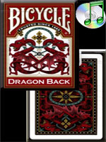 Bicycle - Dragon back rouge - 1885
