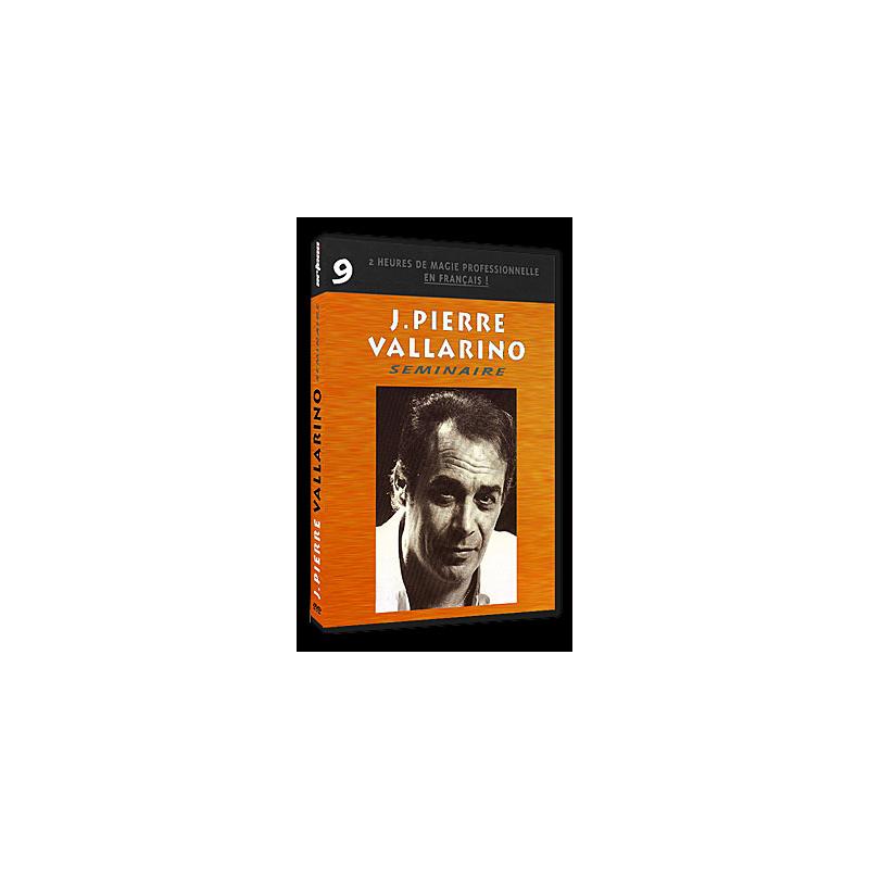 DVD Séminaire J-P Vallarino