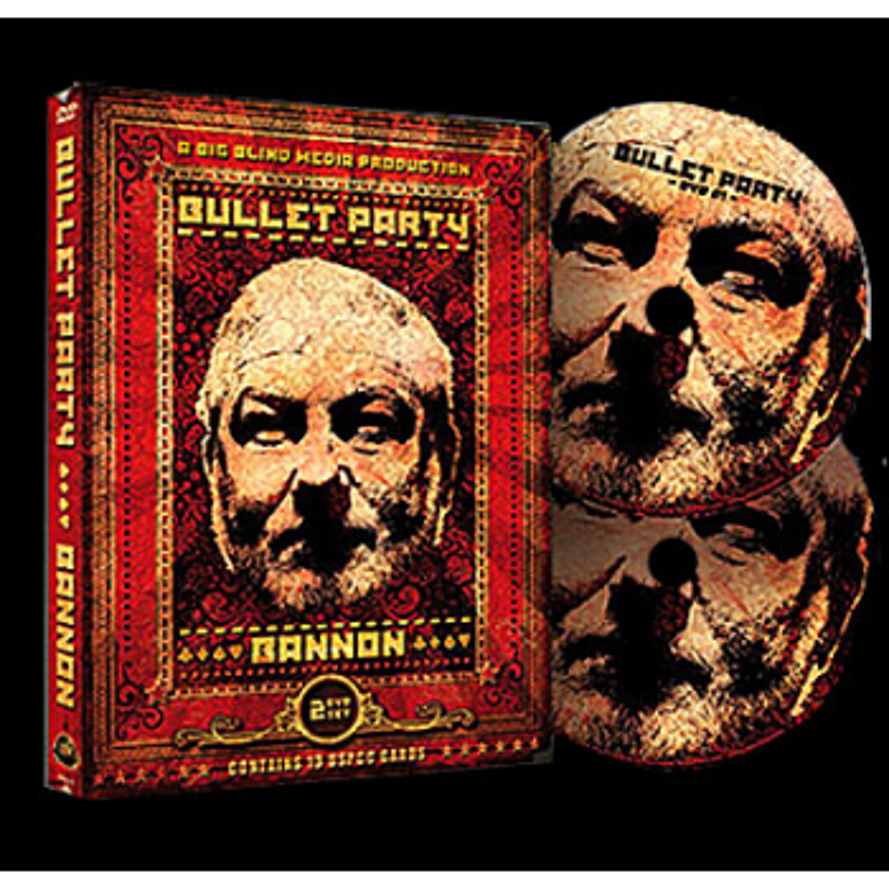 DVD Bullet Party (2 DVD Set) ( John Bannon & Big Blind Media )