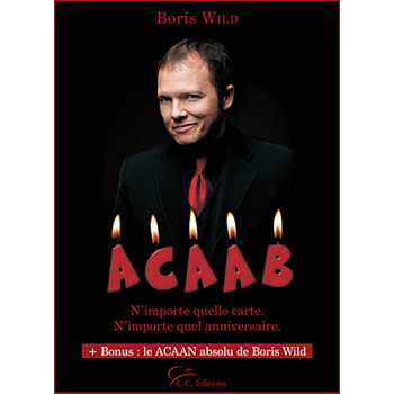 Acaab ( Boris Wild )