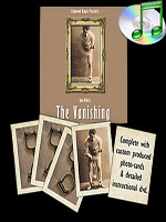 The Vanishing (Gimmick and DVD) ( Jon Allen )