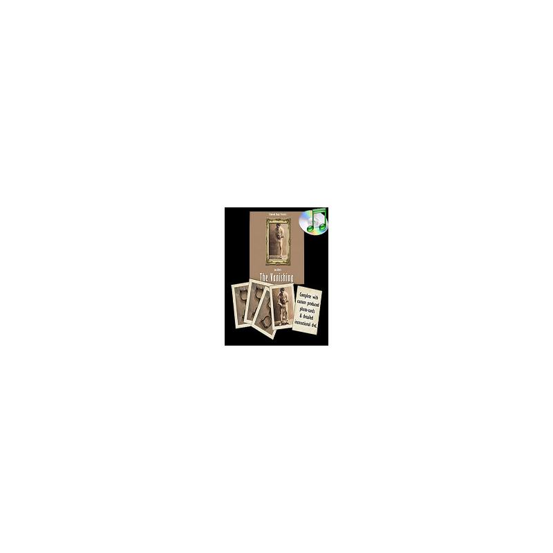 The Vanishing (Gimmick and DVD) ( Jon Allen )