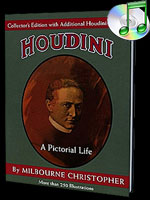 Livre Houdini A Pictorial Life Book