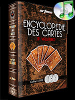 DVD Encyclopedie Des Cartes (3 DVD) ( VALLARINO )