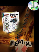 Mental Inception 2014 DVD + jeu de carte