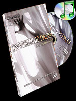 DVD The Invisible Pass by Chris Dugdale JB Magic