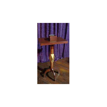 Floating Table very luxe - table volante ( chandelier + gravity boxe )