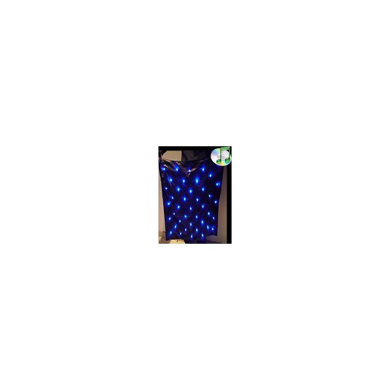 Blendo super lumineux Bleu