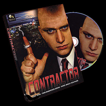 DVD Contractor (DVD and Coins)  ( Russell Leeds