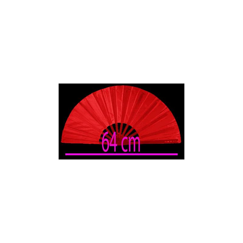 Eventail Spécial Neige Japonaise ( Rouge )