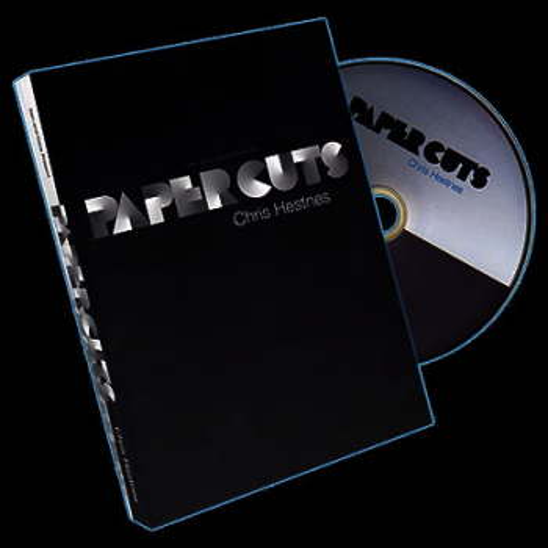 DVD Papercuts by Chris Hestnes and Dan & Dave Buck