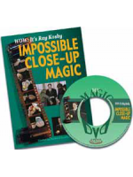 DVD Ray kosby Impossible Close-up Magic