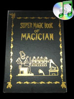 Magic Book a colombe