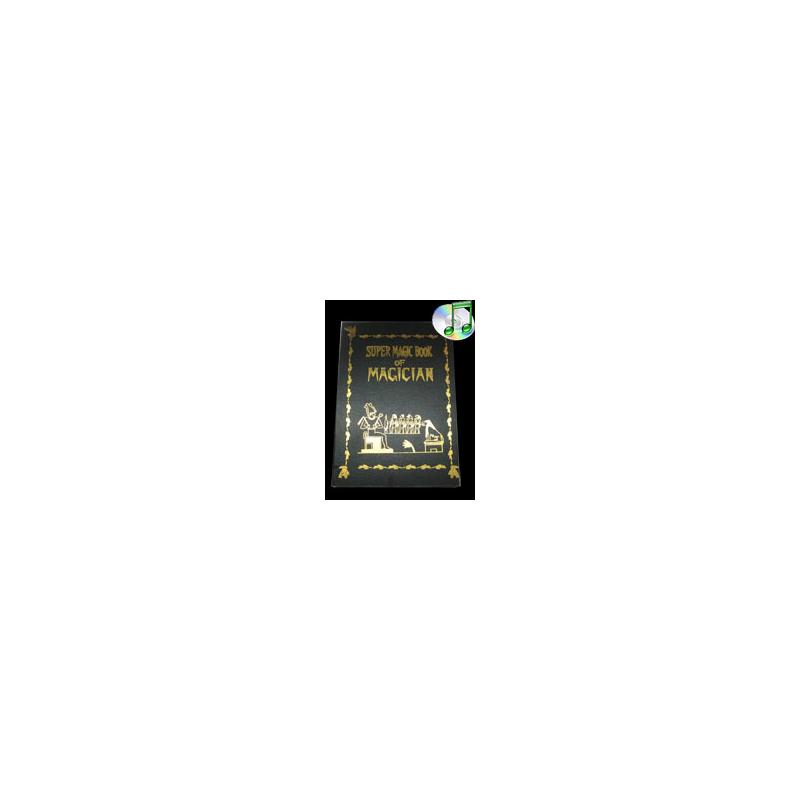 Magic Book a colombe