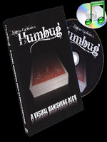 DVD Humbug (Blue Card with DVD) ( Angleo Carbone )