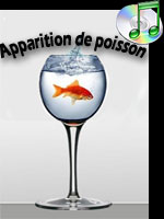 Apparition du poisson