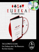 DVD EUREKA The Ultimate ACAAN by Roberto Mansilla & Vernet