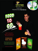 Food To Go by George Iglesias and Twister Magic