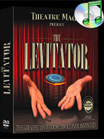 The levitator ( dvd + gimmick ) theatre magic