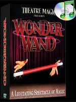 Wonder Wand (DVD + Gimmick) Theatre Magic