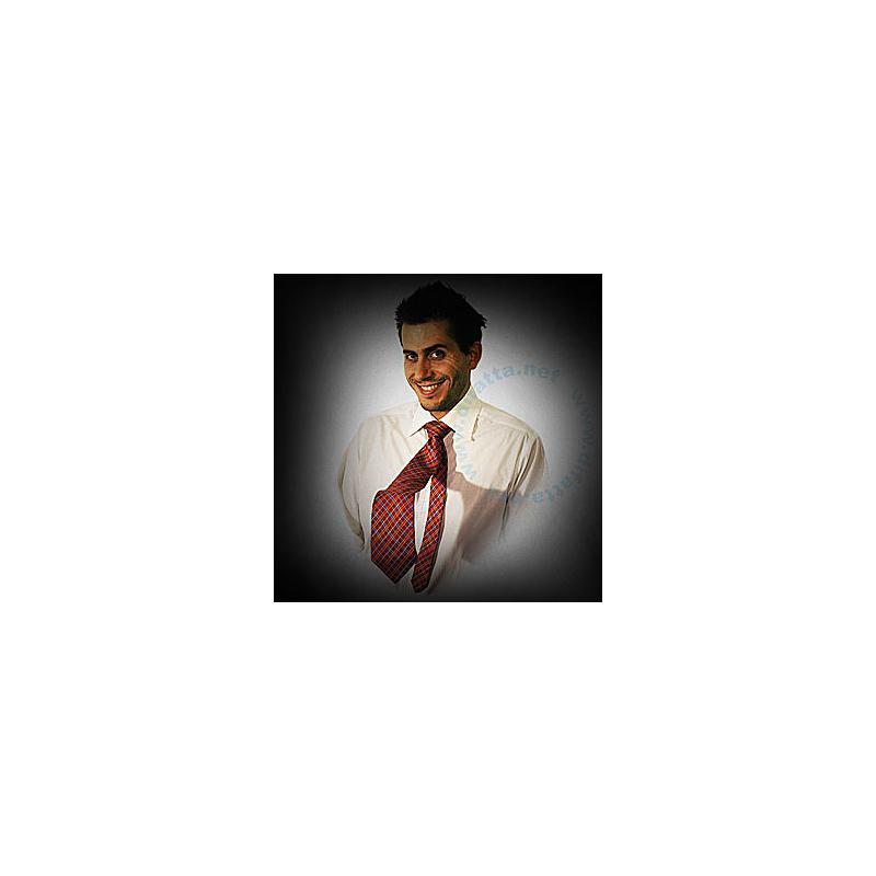 Cravate Obeissante - Pop up tie