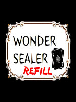 Recharge cellophane wonder sealer
