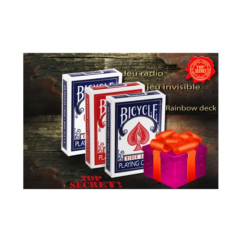 Coffret N°1 - Les 3 meilleurs jeux de cartes