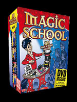 Coffret Magic School
