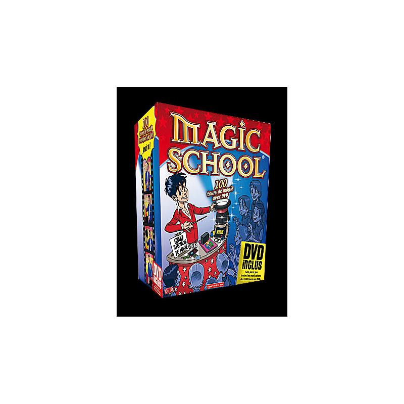 Coffret Magic School