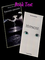 Book Test Hypnose ( JB Chevalier )