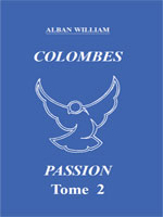 Livre Colombe passion Tome 2