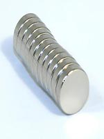 Aimant disque 05 x 03 mm