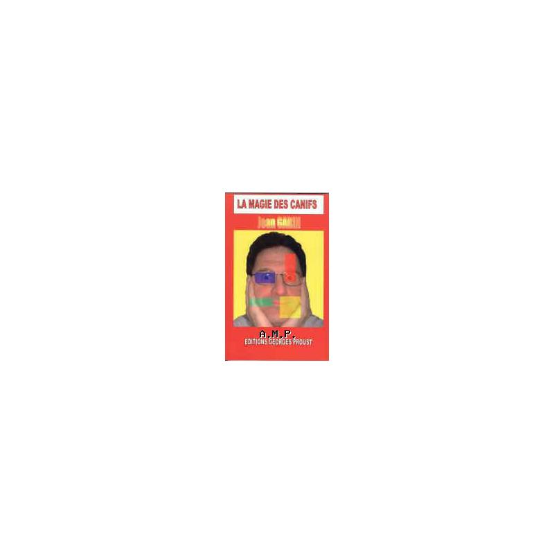 Livre La magie des canifs de Jean Garin