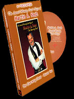 DVD A1 Award Winning Card Magic of Martin Nash - vol 2!!!
