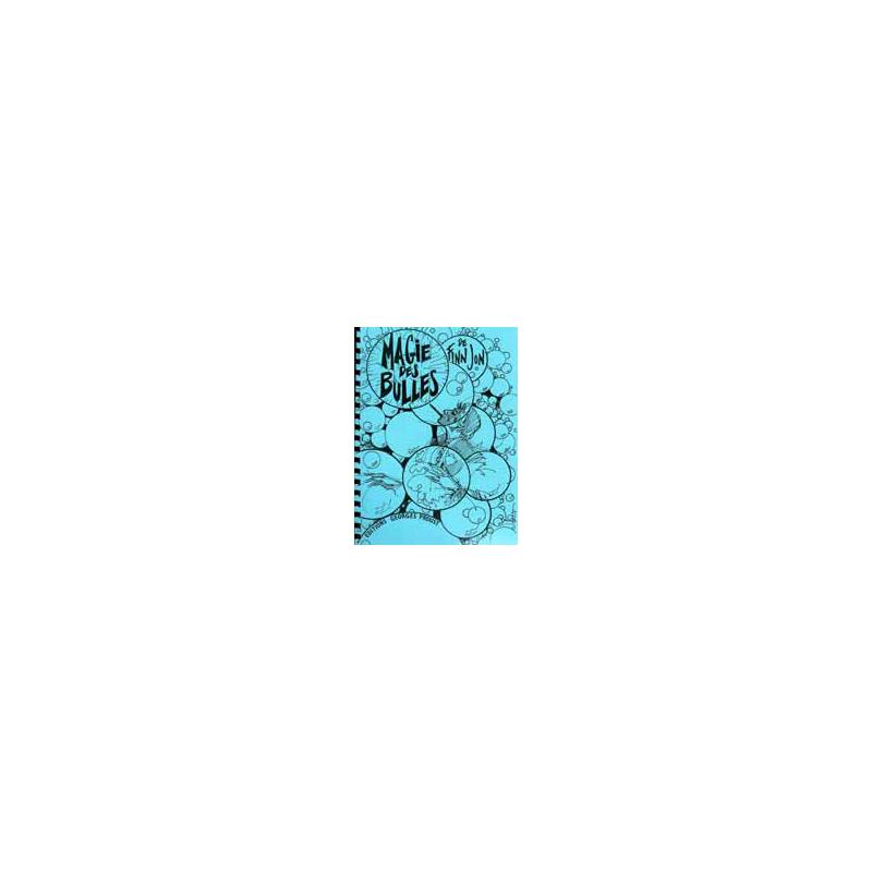 Livre Magie des Bulles de Savon De Finn Jon