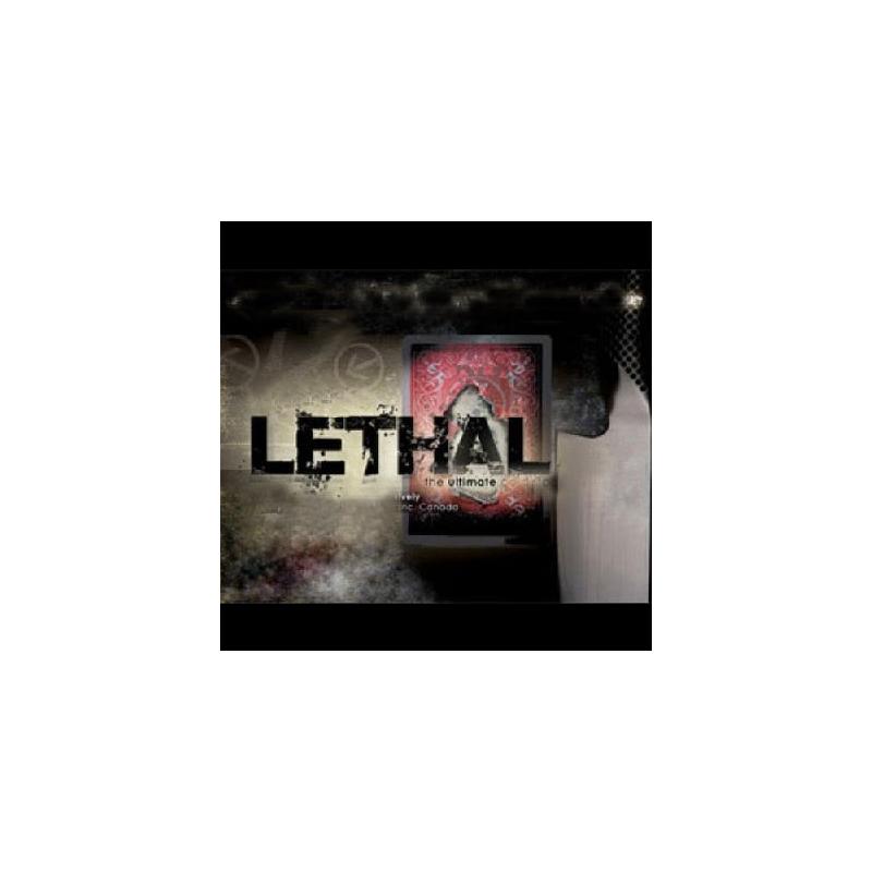 La carte au couteau - Lethal