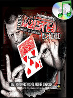 DVD Torn, Twisted, and Restored ( Stephen Leathwaite & Wizard FX Prod)