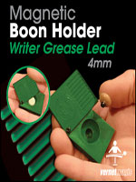 Magnetic Boon Holder + Grease Marker ( Vernet )