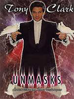 DVD Unmasks Vol. 1 Tony Clark